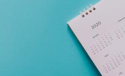 Já conheces o calendário escolar para 2020/2021?